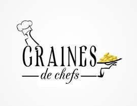 nº 10 pour création de logo pour Chef de cuisine par Andrewsdesigns
