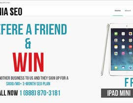 Design an Advertisement for an iPad Giveaway | Freelancer