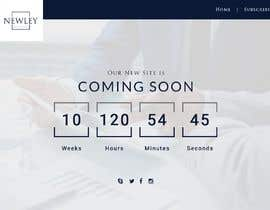 #4 for Holding Page - Coming soon page by aliammarizvi19
