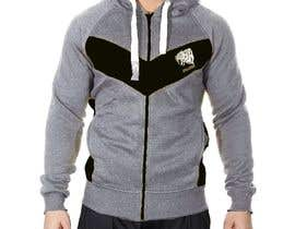 #3 cho Create a Sweatshirt (Zipper) Jacket Mockup bởi tanveerrao7864