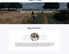 #18 untuk Homepage Website Mock oleh gauravdesigns1