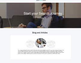 #19 untuk Homepage Website Mock oleh gauravdesigns1