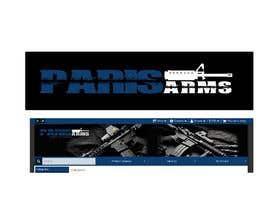 nº 7 pour Design Logo and Main Banner for Website par kipid