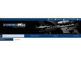 nº 12 pour Design Logo and Main Banner for Website par kipid