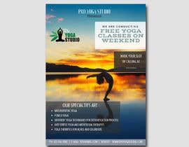 #6 for Design a Flyer _ for yoga institute by vaishaknair