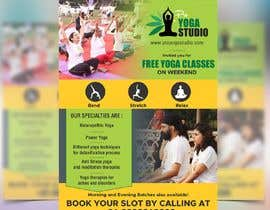 #8 for Design a Flyer _ for yoga institute by premnice