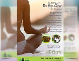 #17 for Design a Flyer _ for yoga institute by premnice