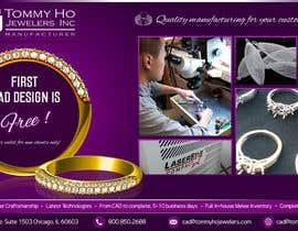 #8 cho Design Post Card for Jewelry Manufacturer (IMAGES PROVIDED) bởi webbymastro