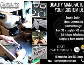 #16 cho Design Post Card for Jewelry Manufacturer (IMAGES PROVIDED) bởi webbymastro