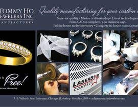 #5 cho Design Post Card for Jewelry Manufacturer (IMAGES PROVIDED) bởi grafiktopia