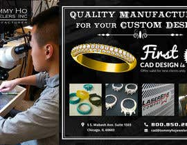 #6 cho Design Post Card for Jewelry Manufacturer (IMAGES PROVIDED) bởi Mimi214