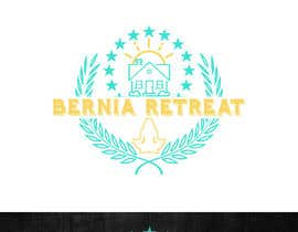 #40 cho contest for designing a logo for my company Bernia Retreat in Spain, (we help stressed and burned-out people to recover), the winner will be asked to participate in designing house style/website etc bởi kmsinfotech
