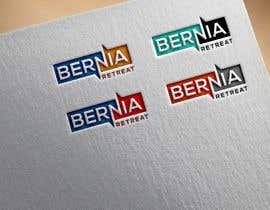 #64 cho contest for designing a logo for my company Bernia Retreat in Spain, (we help stressed and burned-out people to recover), the winner will be asked to participate in designing house style/website etc bởi designpolli