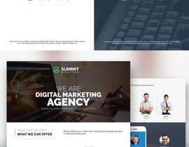 #588 for Logo design for a digital marketing company: Summit Digital by jonAtom008