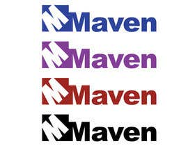 #13 for Logo Design for Maven by stanbaker