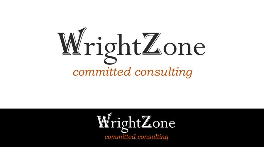 Contest Entry #                                        7                                      for                                         Logo Design for WrightZone Ltd