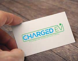 #176 untuk Electric vehicle charger & installation company requires modern Logo Design oleh naimulislamart