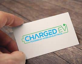 #187 untuk Electric vehicle charger & installation company requires modern Logo Design oleh naimulislamart