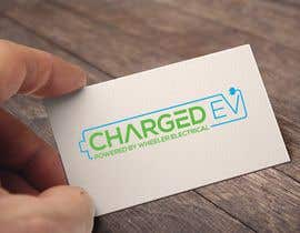 #195 untuk Electric vehicle charger & installation company requires modern Logo Design oleh naimulislamart