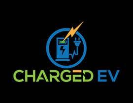 #109 untuk Electric vehicle charger & installation company requires modern Logo Design oleh Salma70