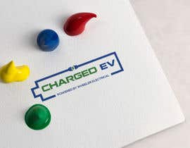 #156 untuk Electric vehicle charger & installation company requires modern Logo Design oleh shohanur32