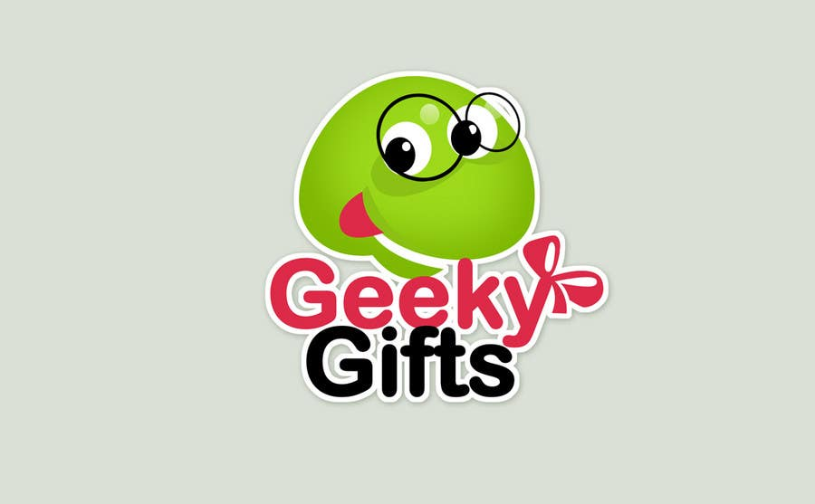 Contest Entry #                                        251                                      for                                         Logo Design for Geeky Gifts