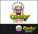 Graphic Design Contest Entry #254 for Logo Design for Geeky Gifts