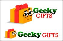 Graphic Design Contest Entry #365 for Logo Design for Geeky Gifts