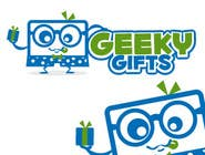 Graphic Design Contest Entry #172 for Logo Design for Geeky Gifts