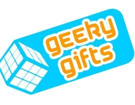 #305 para Logo Design for Geeky Gifts de jagadeeshrk