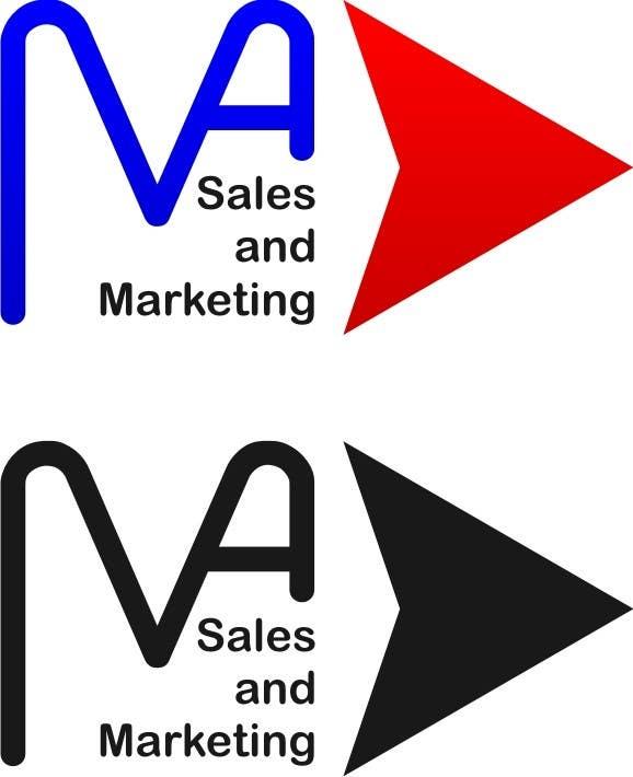 Конкурсная заявка №214 для Logo Design for MVA Sales and Marketing
