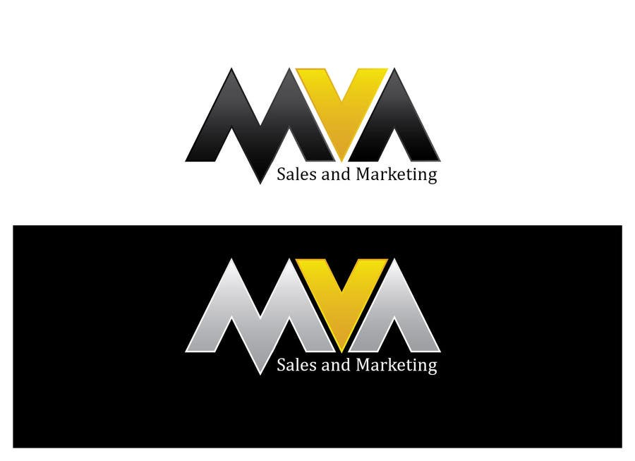 Kilpailutyö #74 kilpailussa Logo Design for MVA Sales and Marketing