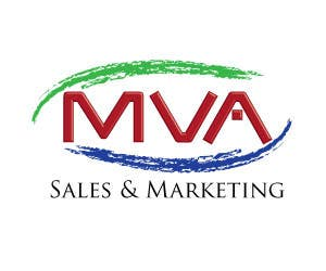 Kilpailutyö #200 kilpailussa Logo Design for MVA Sales and Marketing