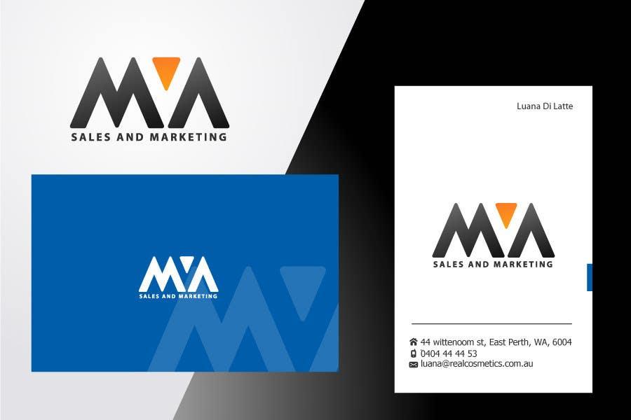 Inscrição nº 203 do Concurso para Logo Design for MVA Sales and Marketing