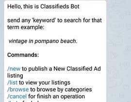 #2 cho Programacion de Bot para Facebook Messenger bởi tdven