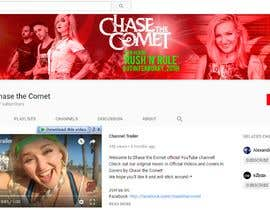 #38 for YouTube banner for a female-fronted rock band's channel by designhouse222