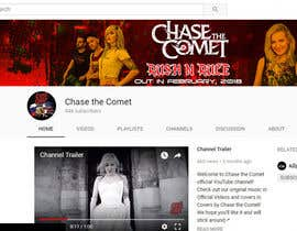 #52 for YouTube banner for a female-fronted rock band's channel by shoriful94