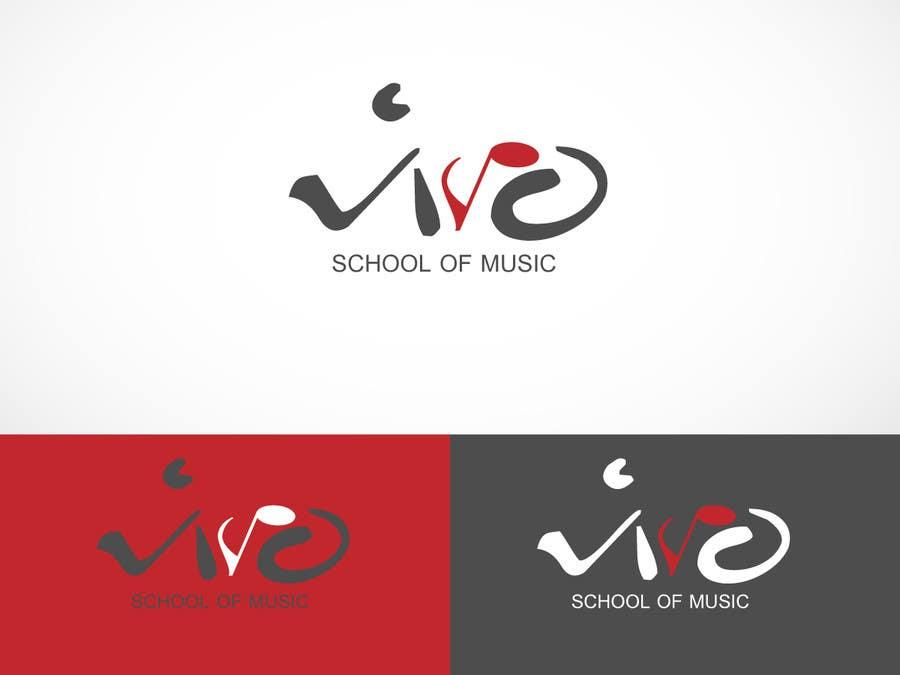 Конкурсная заявка №405 для Logo Design for Vivo School of Music