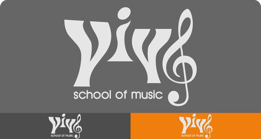 Конкурсная заявка №362 для Logo Design for Vivo School of Music