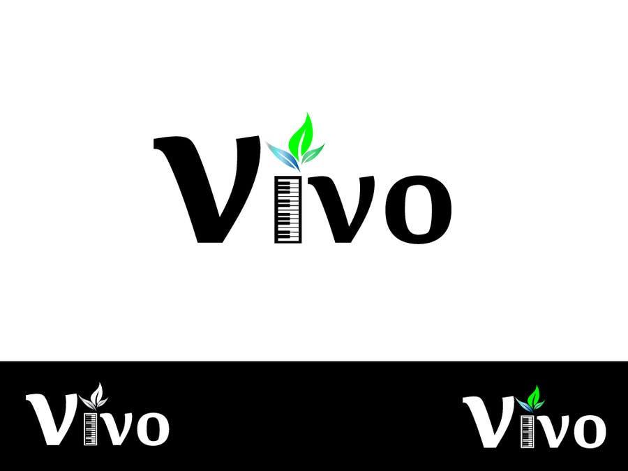 Конкурсная заявка №370 для Logo Design for Vivo School of Music