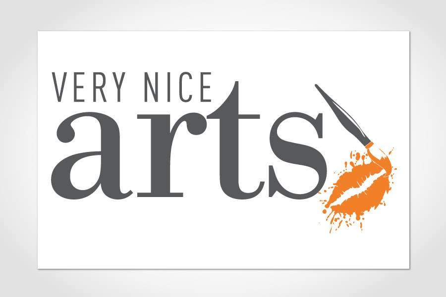 Entri Kontes #412 untukLogo & Namecard Design for Very Nice Arts