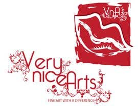#329 para Logo & Namecard Design for Very Nice Arts por ikandigraphics