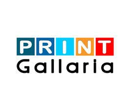 #194 for Logo Design for PrintGalleria by Midoelgen