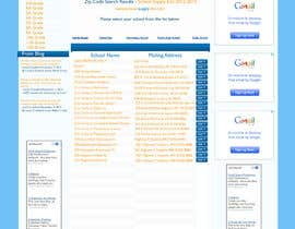 #46 for Website Design for School-Supply-List.com af UmairStuDiOs