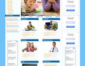 #30 for Website Design for School-Supply-List.com af UmairStuDiOs