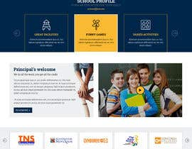 #9 for Design a Website Mock-up School Wbsite.. by princevenkat