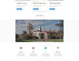 #11 for Design a Website Mock-up School Wbsite.. by willyarisky
