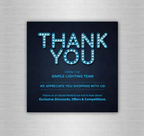 Image of                             Thank you email banner