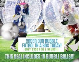 #1 cho Design a Flyer for Bubble Futbol KC bởi mrsheergenius