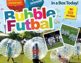 #3 cho Design a Flyer for Bubble Futbol KC bởi mirandalengo